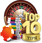 Top 10 Tips for Online Roulette